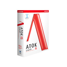 JUSTSYSTEM ATOK15for Mac OS X  JPDA パッケージ/カタログ